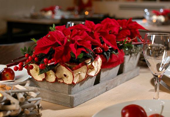 flores a domicilio en navidad
