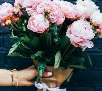 flores para compañeros de trabajo