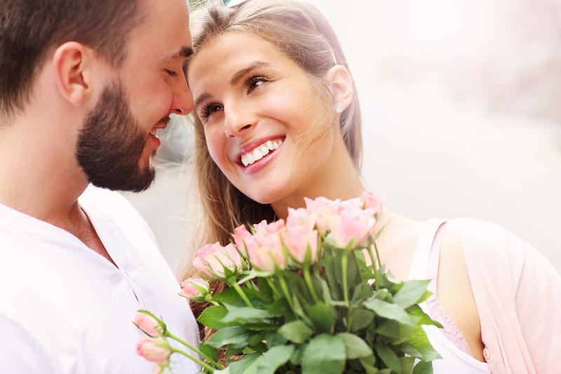 """flores para decir """"te quiero"""""""