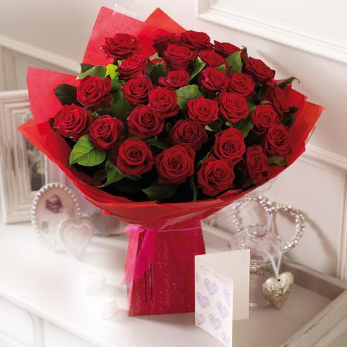 Ramo de rosas Lorena
