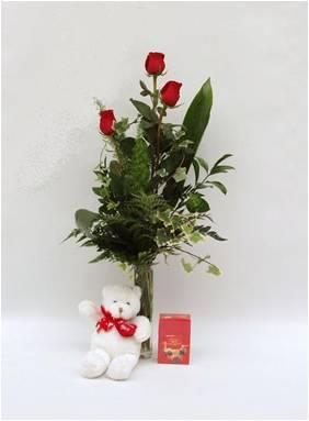 Ramo de rosas Carol
