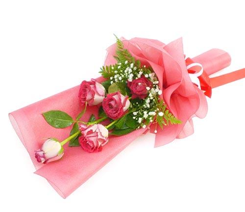 Ramo de rosas Cristina