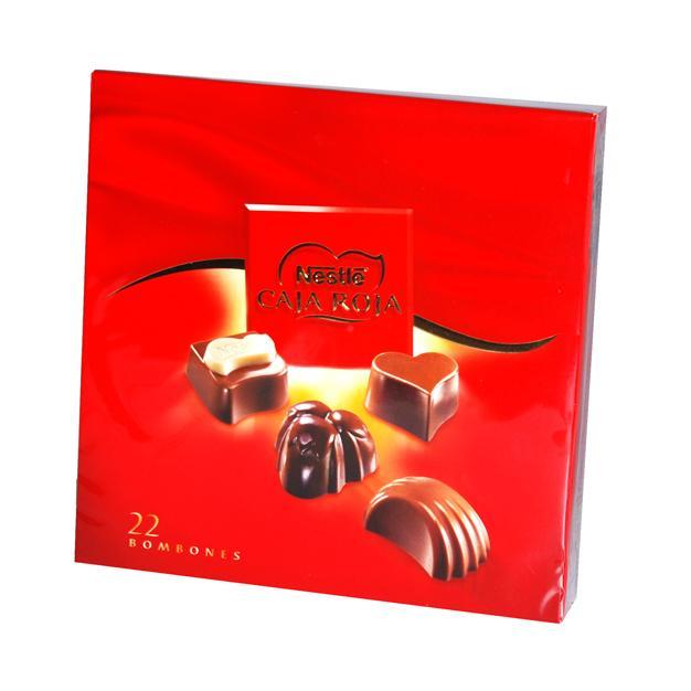 Caja bombones Nestle 200