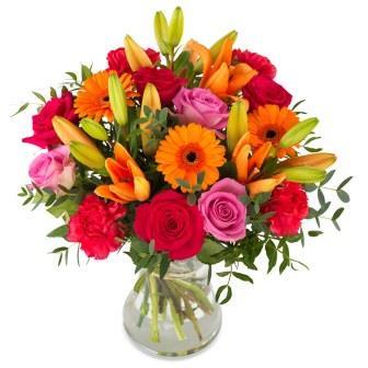Bouquet de flores Angelines