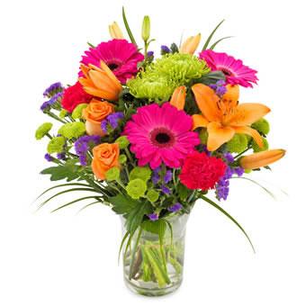 Bouquet de flores Primavera