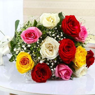 Bouquet de rosas Mise