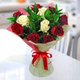 Bouquet de rosas Nata