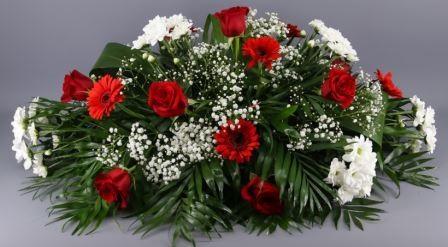 Centro de flores Margot