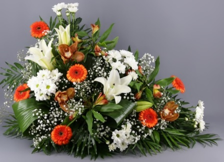 Centro de flores Aranda