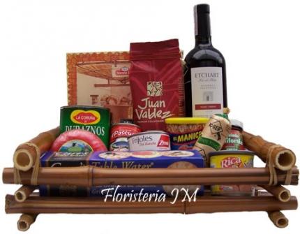 Cesta Gourmet Anacleta