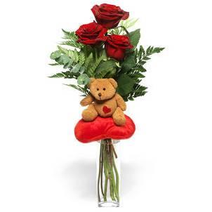 Ramo de rosas Verónica