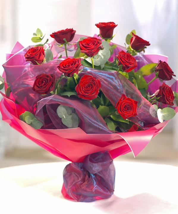 Ramo de rosas Lidia