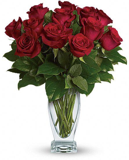 Ramo de rosas Raúl