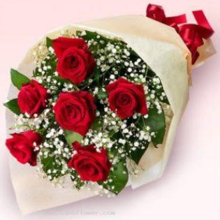 Ramo de rosas Tis