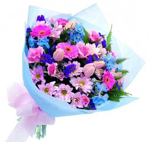 Ramo de flores Fantasía