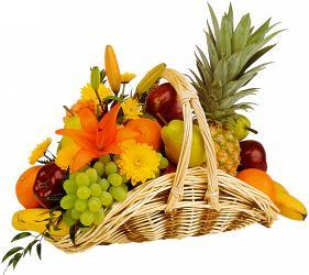 Cesta de frutas Ana Belén
