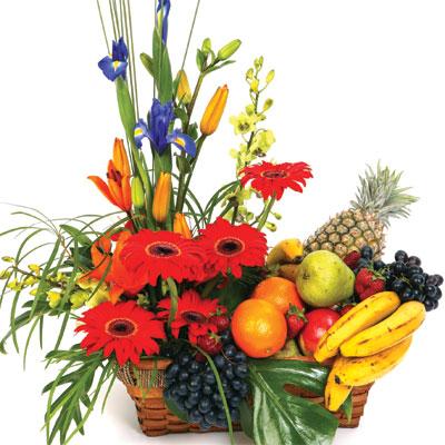 Cesta de frutas Hebe