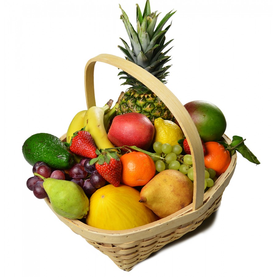Cesta de frutas Jamila