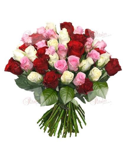 Ramo de rosas Julieta