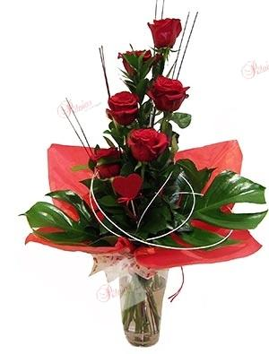 Centro de rosas Alfredo
