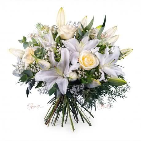 Bouquet de flores Pureza