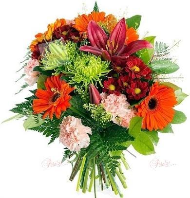 Bouquet de flores Luján