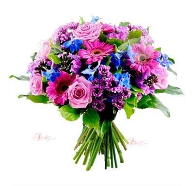 Bouquet de flores Justi