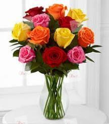 Bouquet de rosas Kobe