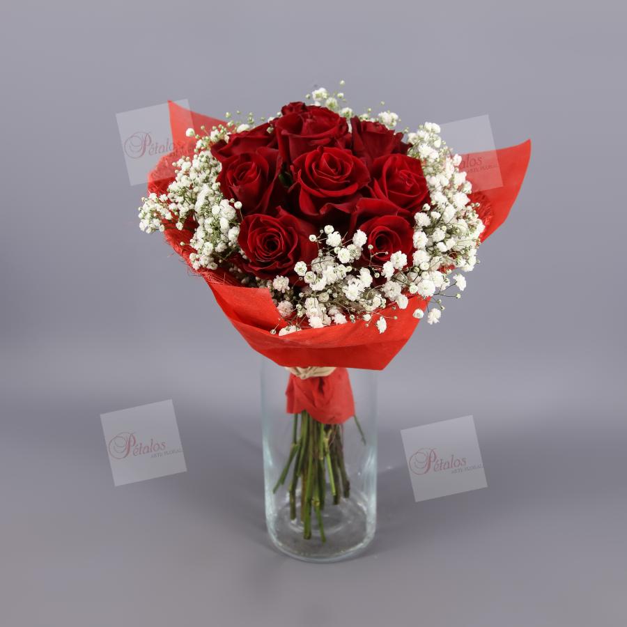 Bouquet de rosas Judo
