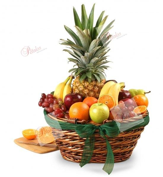 Cesta de frutas Jacinta