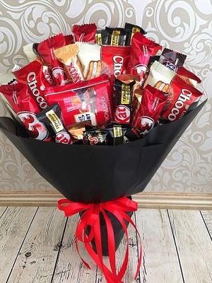 Ramo de chocolate Petra