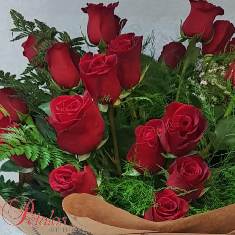 Ramo de rosas Montserrat