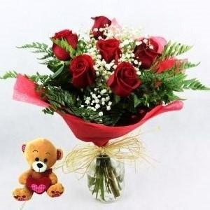 Ramo de rosas Bruno