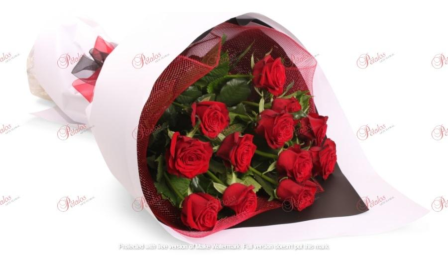 Ramo de rosas Micaela